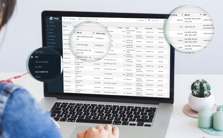 Lợi ích sử dụng Phần mềm quản lý kho
