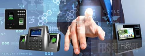 Máy châm công vân tay giải pháp quản lý nhân sự hiệu quả
